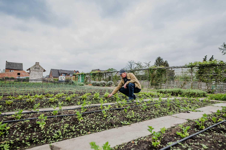 Het verhaal van volkstuin en bioboerderij De Hoev in Zonhoven