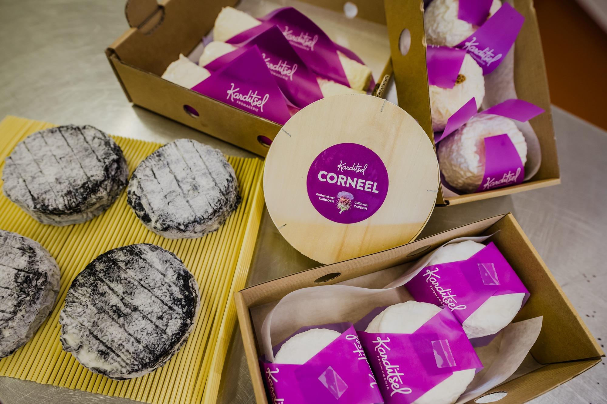 Het verhaal van kaasmakerij Karditsel