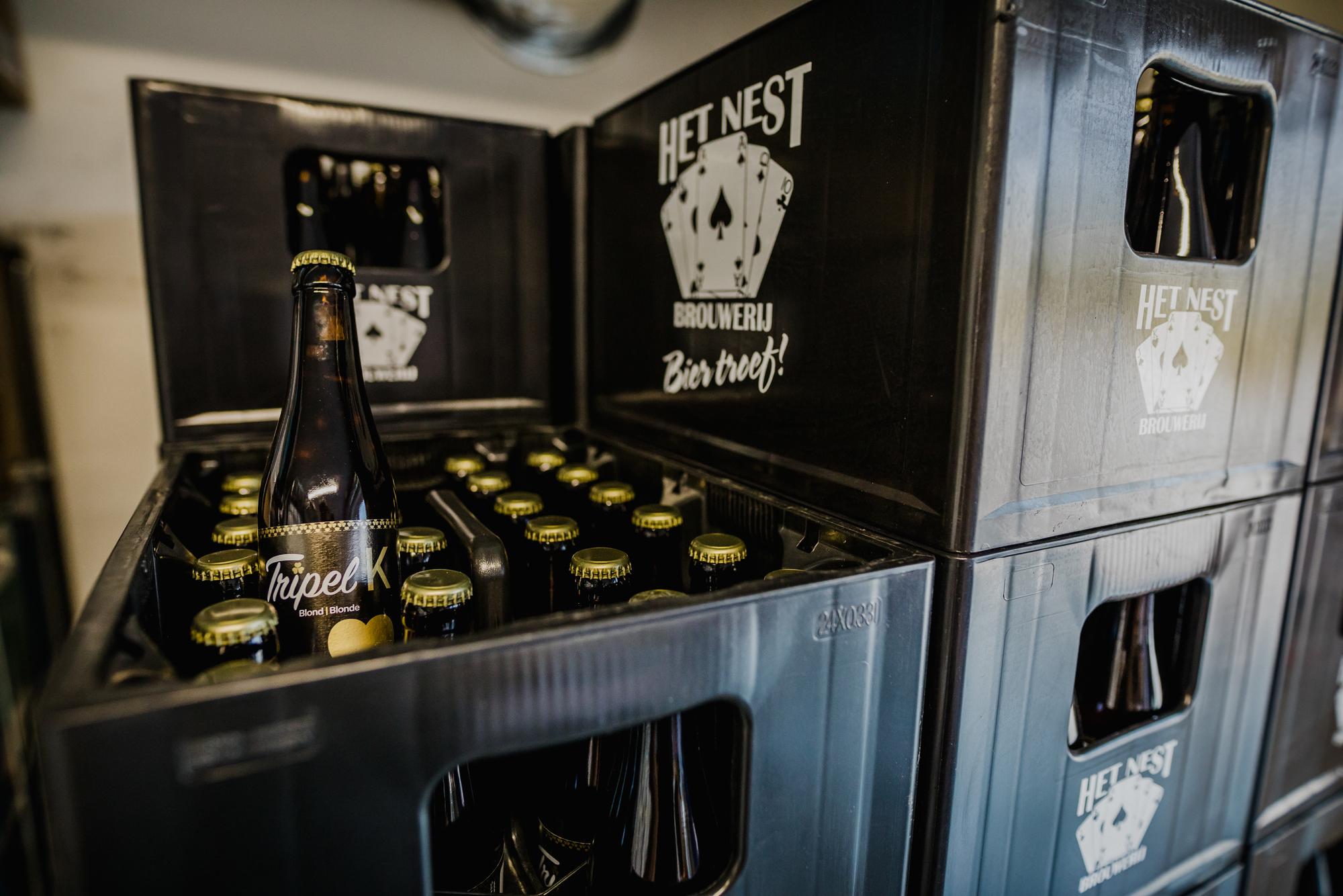 Het verhaal van het Tripel K bier van Biosenza in Hoeselt