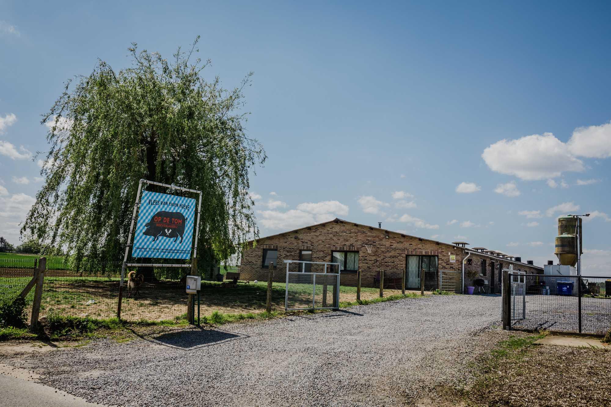Het verhaal van hoeveslagerij Op de Tom in Hees