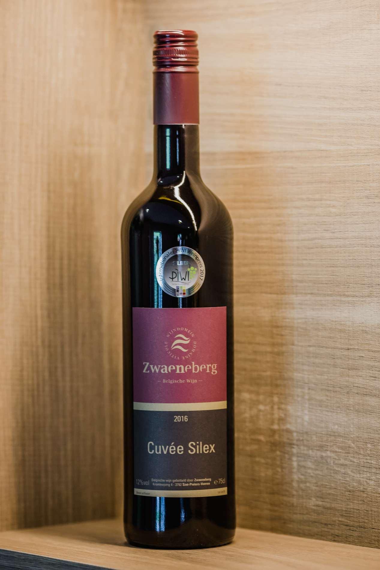 Het verhaal van het wijndomein Zwaeneberg in Sint-Pieters-Voeren