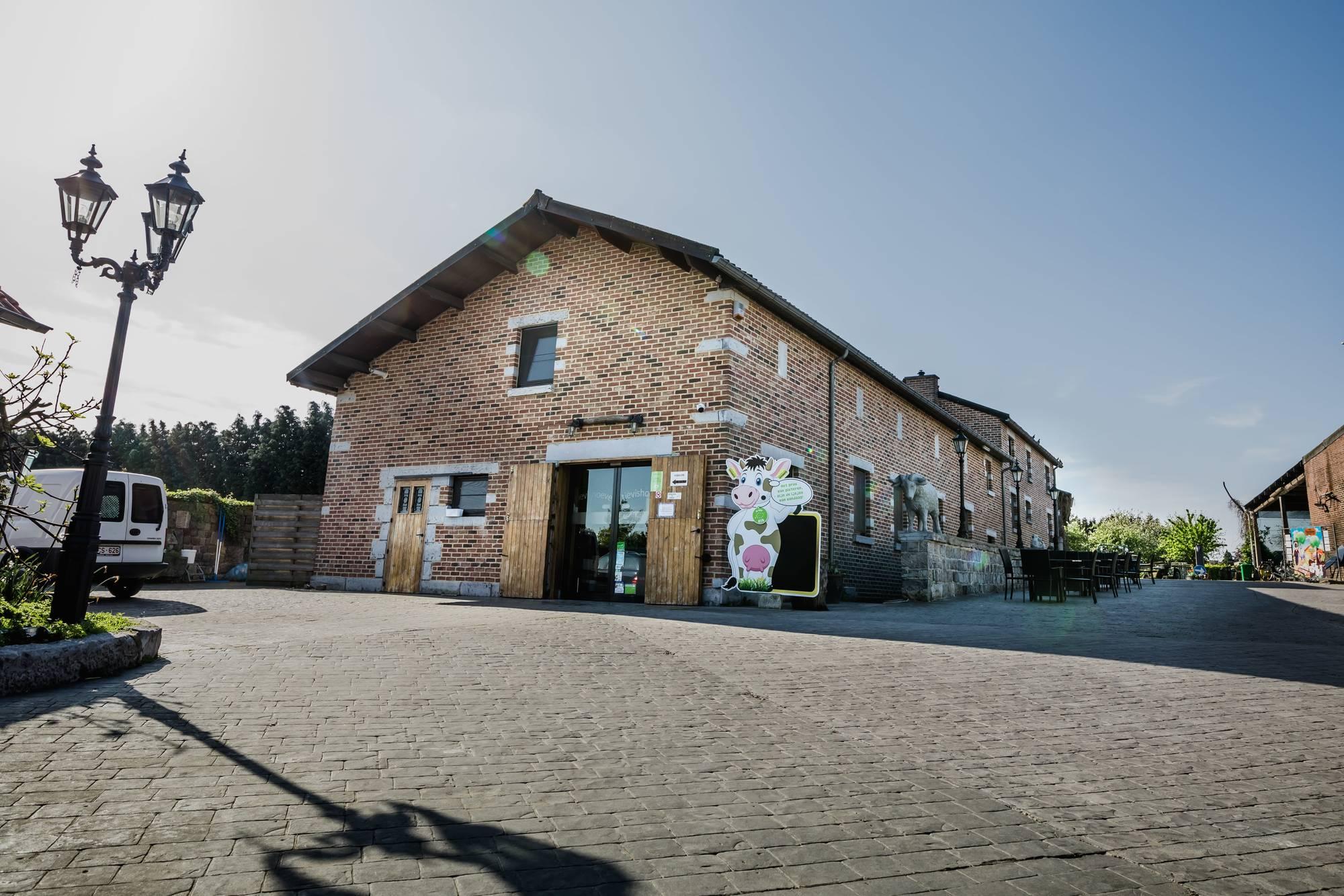 Het verhaal van boerderij Tievishoeve