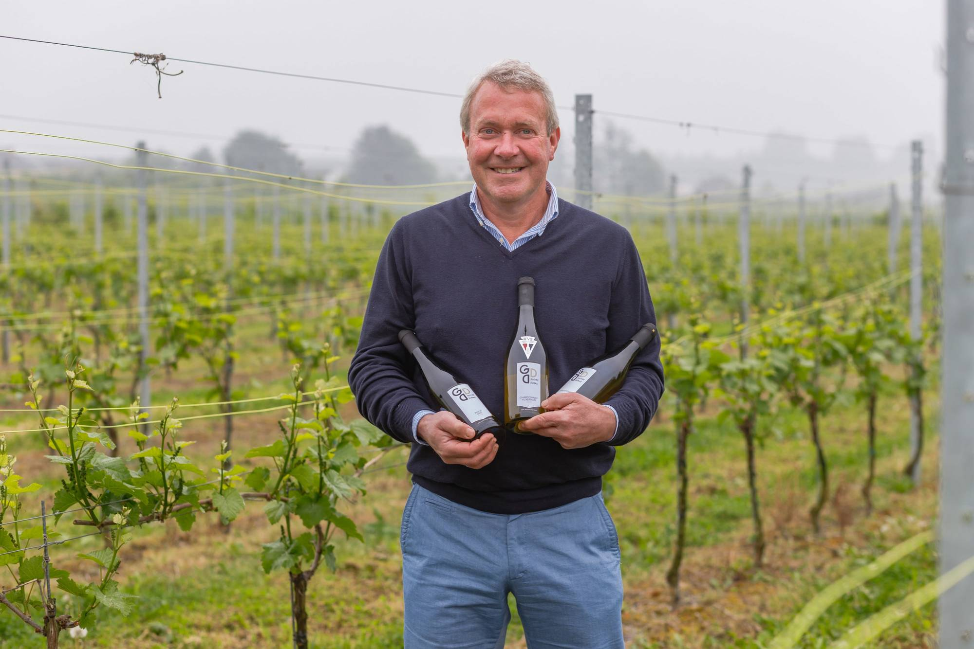 Het verhaal van de wijnen Gloire de Duras in Wilderen