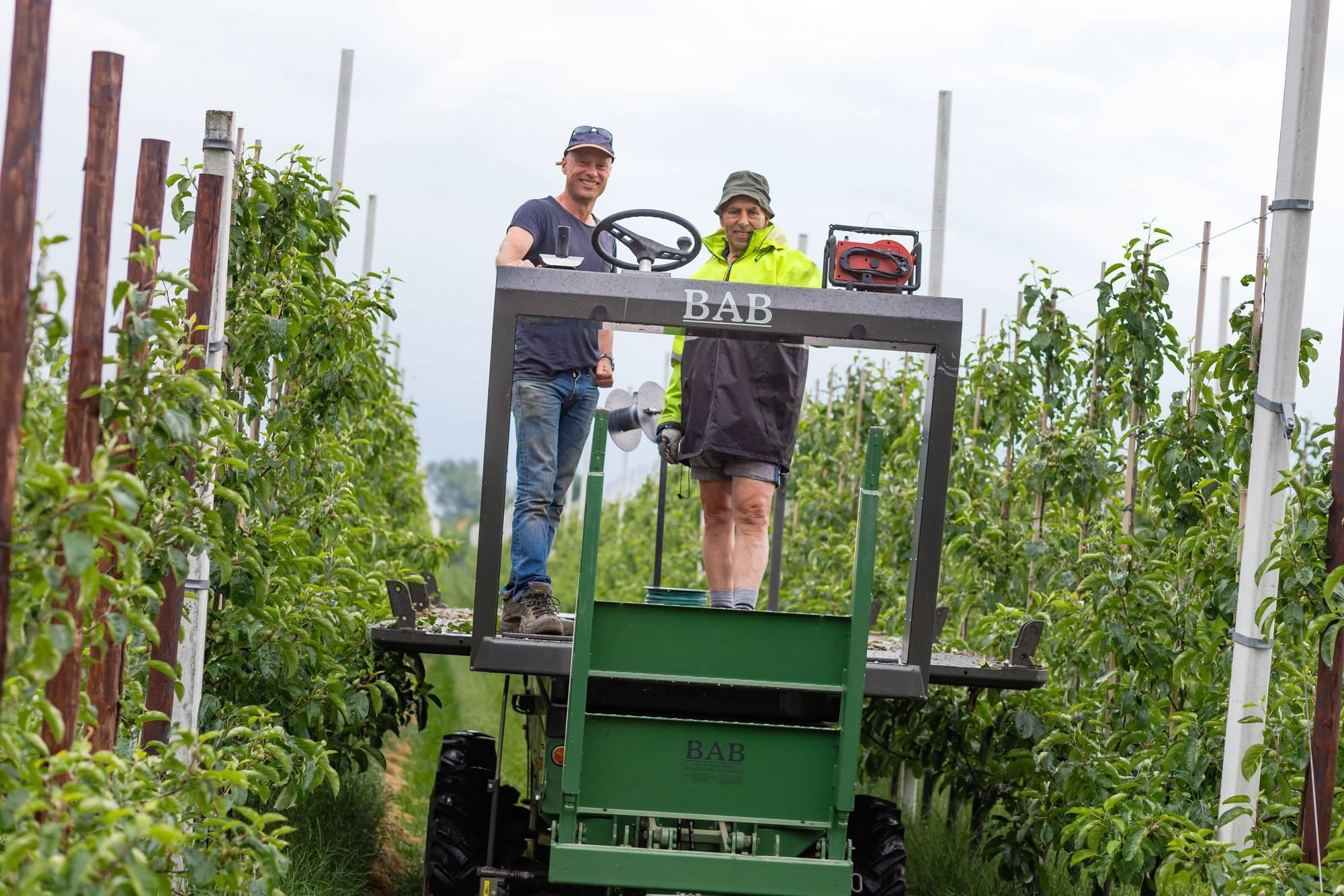 Het verhaal van fruitbedrijf Jan Houben in Dilsen-Stokkem