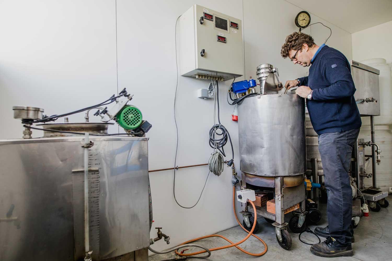 Het verhaal van biologische brouwerij Jessenhofke in Kuringen