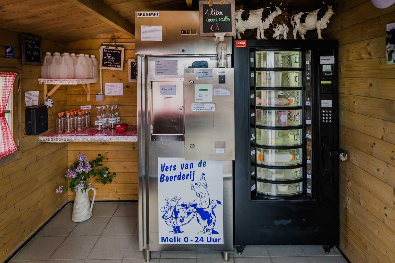 Het verhaal van zuivelboerderij MELK KAN! in Kinrooi