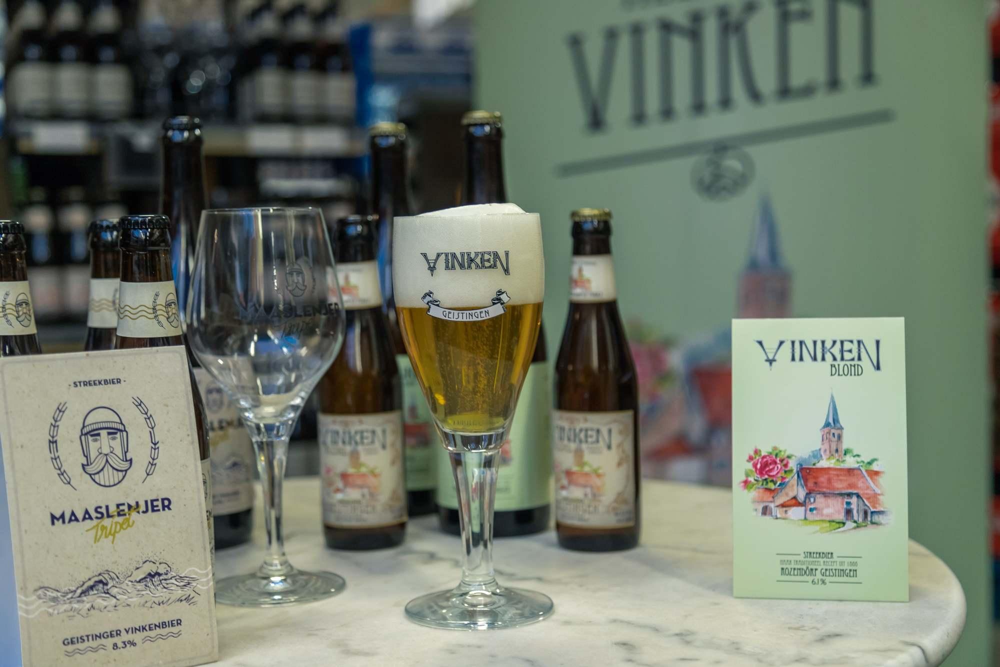 Het verhaal van Geistinger Vinkenbier in Kinrooi